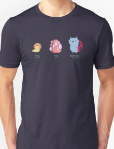 CatBug Evolution Unisex T-Shirt