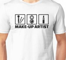 Make-up artist Unisex T-Shirt