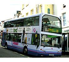 Local Bus Photographic Print