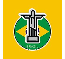 Around the world - Brazil Photographic Print