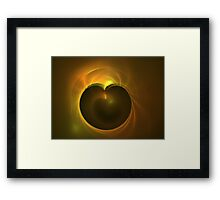 Golden Delicious Framed Print