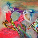 Ceremonial Dance by Ming  Myaskovsky