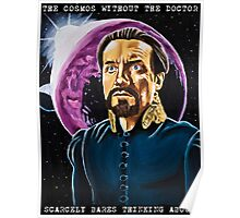 The Cosmos Without the Doctor Poster