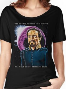 The Cosmos Without the Doctor Women's Relaxed Fit T-Shirt