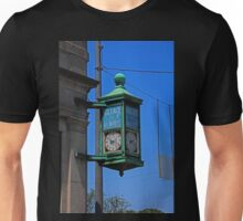 The Village of Elmore Clock (vertical) Unisex T-Shirt