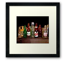 JAX BEER DIXIE BEER OF NEW ORLEANS Framed Print