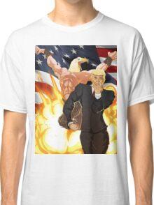 Trump's Bizarre Election - Jojo's Bizarre Adventure Trump Classic T-Shirt