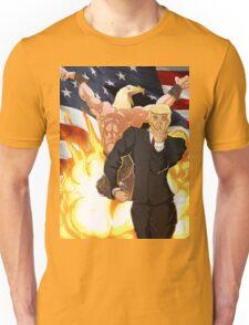 Trump's Bizarre Election - Jojo's Bizarre Adventure Trump Unisex T-Shirt