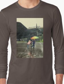 Fun in the Rain. Long Sleeve T-Shirt