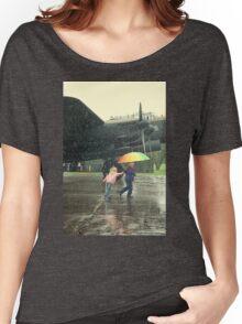 Fun in the Rain. Women's Relaxed Fit T-Shirt