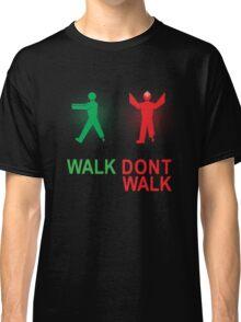 Walking Dead Survival Guide Classic T-Shirt