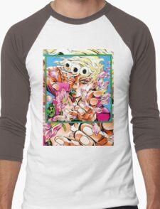 Giorno Giovanna - Jojo's Bizarre Adventure Men's Baseball ¾ T-Shirt