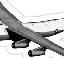C-141 Starlifter Sticker