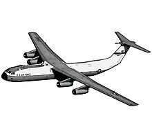 C-141 Starlifter Photographic Print