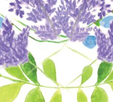 Gamma Sigma Sigma Lavender Sticker