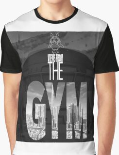 Views From The Gym Graphic T-Shirt