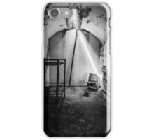 Slice through the Dark iPhone Case/Skin
