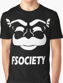 Fsociety Mr. robot vintage TV Sheries Graphic T-Shirt