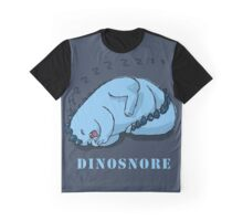 Dinosnore Graphic T-Shirt