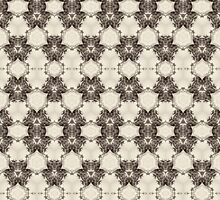 Kaleidoscope Pattern 004 by Qnita