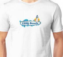 Long Beach - Washington State. Unisex T-Shirt