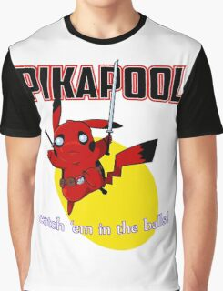 Pikapool Graphic T-Shirt