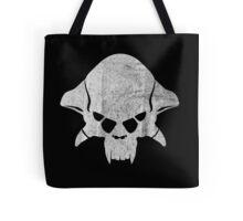 Nephilim Skull Tote Bag