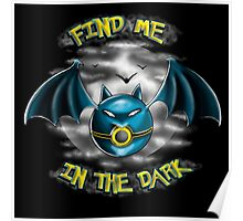 Find me in the dark Poster