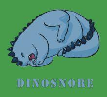 Dinosnore One Piece - Short Sleeve