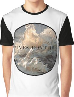 waves by itswendawg Graphic T-Shirt