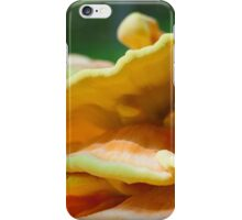 Orange Mushroom iPhone Case/Skin