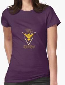 """Team Instinct"" Logo Womens Fitted T-Shirt"