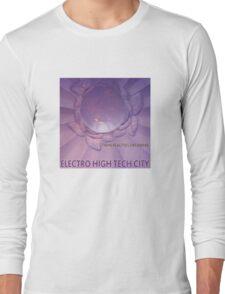Electro High Tech City Long Sleeve T-Shirt