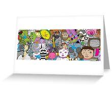 Mash-Up Greeting Card