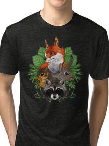 Forest Friends Tri-blend T-Shirt