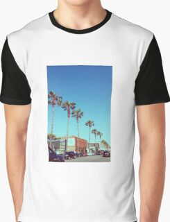 Melrose Ave. Graphic T-Shirt