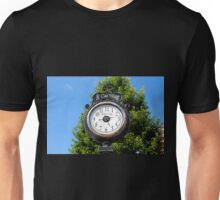 St Clair Clock (horizontal) Unisex T-Shirt