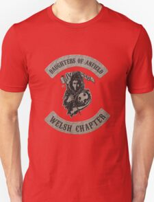 Daughters of Anfield - Welsh Chapter Unisex T-Shirt