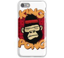 King Pong iPhone Case/Skin
