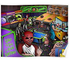 Post-Apocalyptic Arcade  Poster