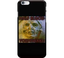 Half Blood iPhone Case/Skin