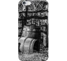 Wine Country iPhone Case/Skin