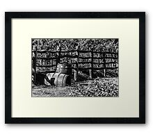 Wine Country Framed Print