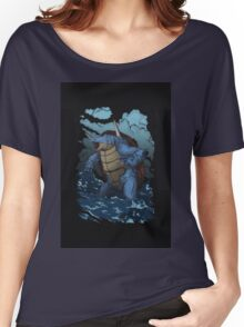 Realistic Squirtle Women's Relaxed Fit T-Shirt