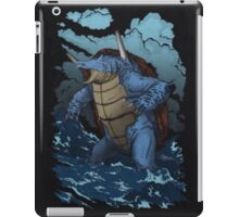 Realistic Squirtle iPad Case/Skin