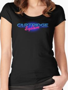 CARTRIDGE SYSTEM LOGO 2016 Women's Fitted Scoop T-Shirt