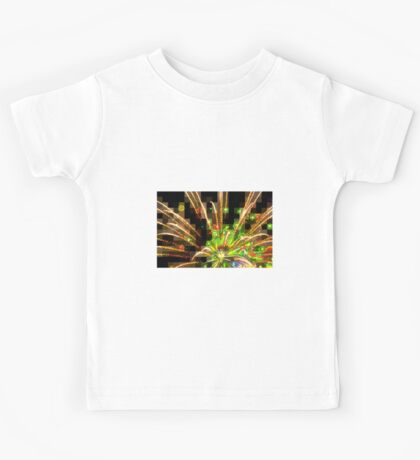 THE COOLEST FIREWORKS EVER Kids Tee