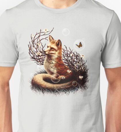 The Fox Tale Unisex T-Shirt
