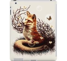 The Fox Tale iPad Case/Skin