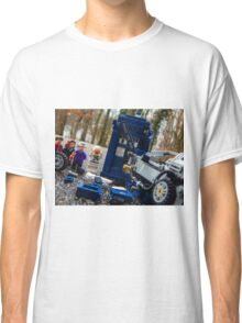 Time Collision Classic T-Shirt